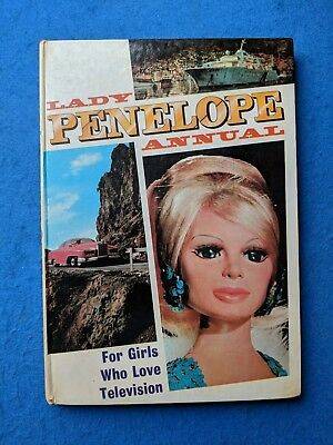 Lady Penelope Annual - Gerry Anderson