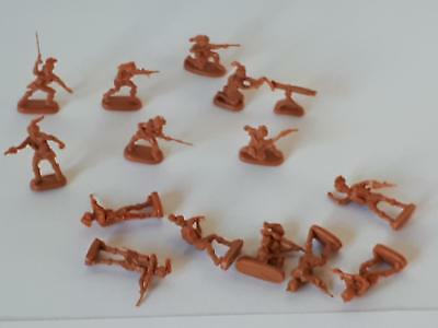 Atlantic WWII Set 86 Indian Brigade British Commonwealth Indische Soldaten 1:72