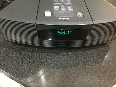 Bose Wave Radio/cd Player With Aux In/clock/alarm/am/fm