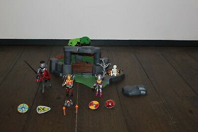 Playmobil 3137 Wikinger Superset Ritterangriff