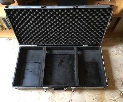 Flight Case Fly Consolle Dj Per Mixer Cdj