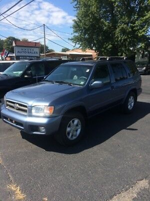 2000 Nissan Pathfinder LE 2000 Nissan Pathfinder LE Leather for Parts