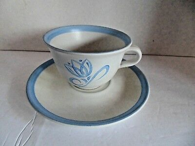 Vintage Cup And Saucer In Very Good Condition !!!