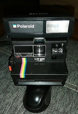 Polaroid Supercolor Sofortbildkamera 635 CL