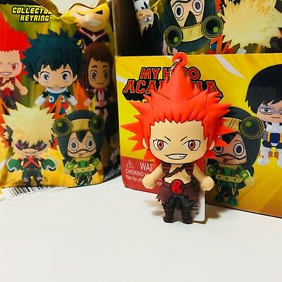 Funimation MY HERO ACADEMIA EIJIRO KIRISHIMA 3D Collectible Figural Key Ring
