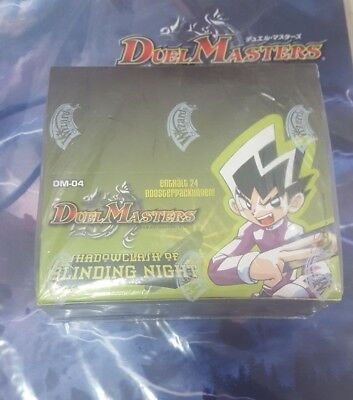 Duel Masters TCG DM-04 Booster Box SEALED GERMAN