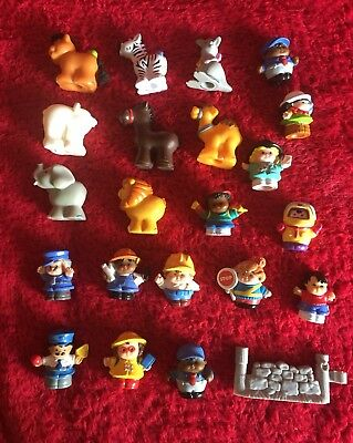 Fisher Price - Little People Figures & Animals