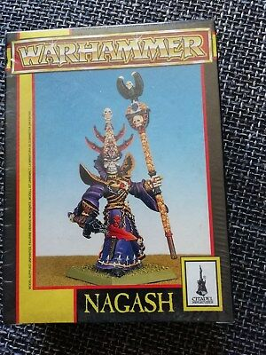 Citadel Warhammer NAGASH, Supreme Lord of the Undead,NEW & RARE, OOP