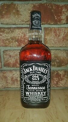 Jack Daniels Fake Seal 1 Liter mit 43% 86 Proof