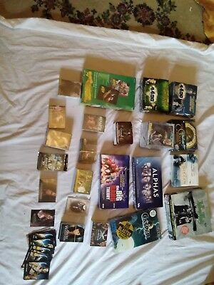 Trading Card Boxes And Base Sets Collection Lot