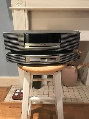 Bose Waveform Music System with Multi CD