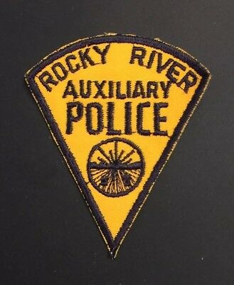 City of Rocky River, Ohio Police Patch Auxiliary