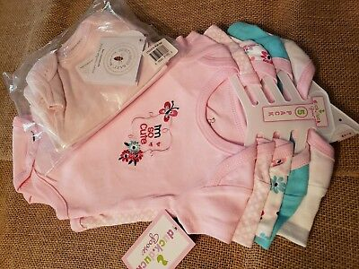 Baby Girls Clothing Lot - NEW in Packaging