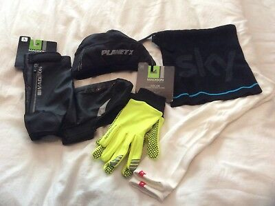 cycling winter accessories Bundle