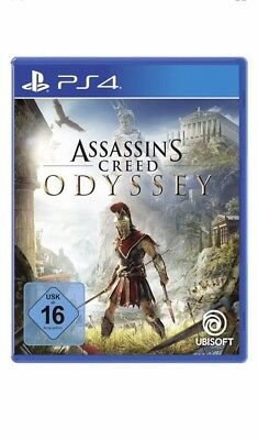 Assassins Creed Odysee PS4 -Standard Edition mit Steelbook - Neu OVP