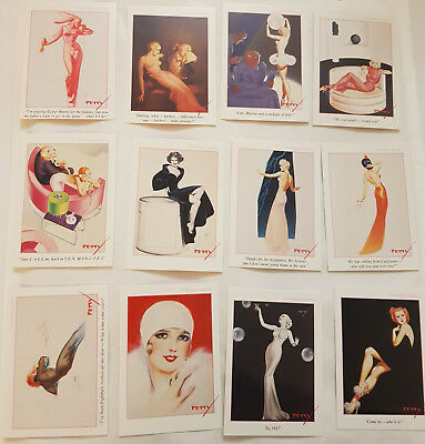 The Petty Girl Pin up Trading Cards Komplettsatz 21st Century Archives 1994