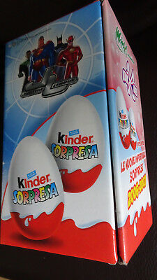 Diorama Kinder Surprise Double Pixie et Justice League