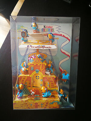 Diorama Kinder Surprise Piratoquet