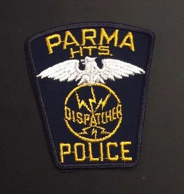 City of Parma Heights, Ohio Police Patch Dispatcher