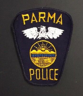 City of Parma, Ohio Police Patch