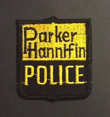 City of Parker Hannifin, Ohio Police Patch