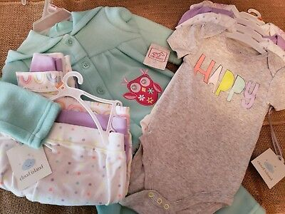 Baby Girl Clothes Lot, 6-9 Months