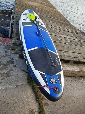 """SUP stand up paddle Board STX Freeride 10'6"""" x 32"""" Komplettpaket"""