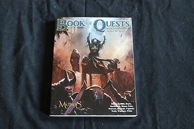 Mythras Rollenspiel - Book of Quests