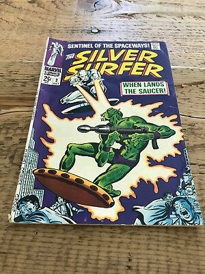 The Silver Surfer # 2