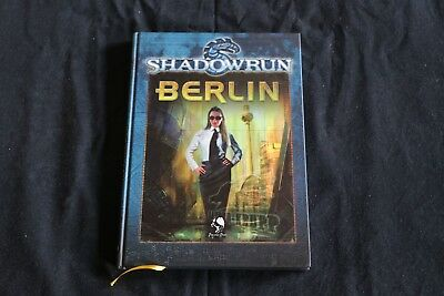 Shadowrun 4. Edition - Berlin