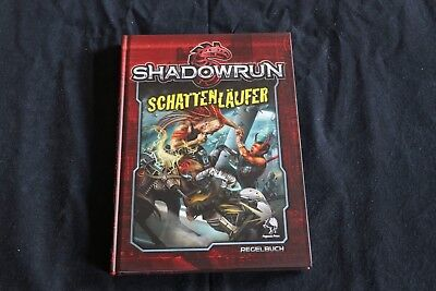 Shadowrun 5. Edition - Schattenläufer (Hardcover)
