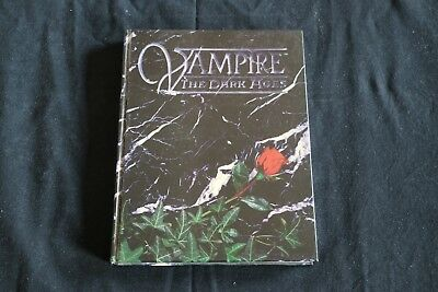 Vampire - The Dark Ages (Rollenspiel, Grundregelwerk, englisch, Hardcover)