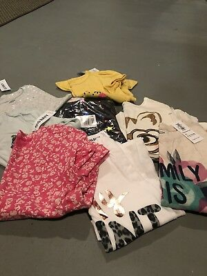 Mixed Lot 3T NWT Clothing - 6 Tops 2 Leggings And 1 Outfit - Old Navy Some