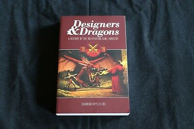 Designers and Dragons - A History of the Role Playing Game Industry