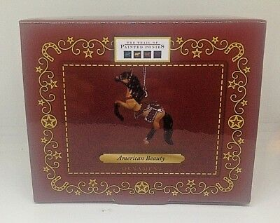 Trail of Painted Ponies American Beauty Pony Christmas Ornament 4058159 Horse