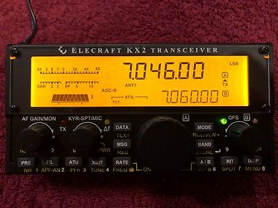 Elecraft KX2 Pocket Sized QRP HF Transceiver