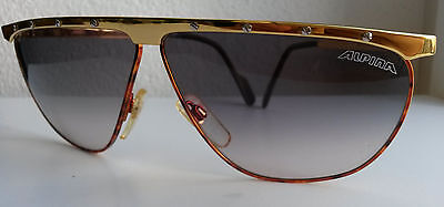 ALPINA Targa Florio TF35 sonnenbrille west germany vintage sunglasses