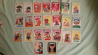 CRADOS lot de cartes originales serie 1