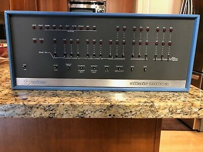 Vintage MITS ALTAIR 8800a Computer