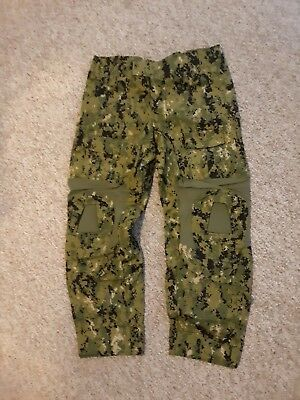Brand New Crye Precision AOR2 Navy Custom Combat Pants 36 Regular (38R)