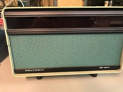 Heathkit SB-604 Speaker.  Estate Sale, item #207