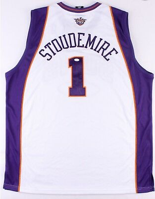 Amar's Stoudemire Signed Jersey
