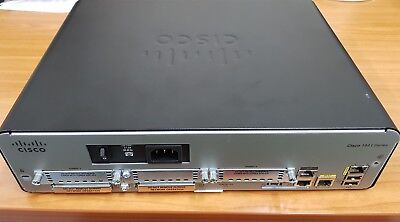 Cisco 1941 POE router