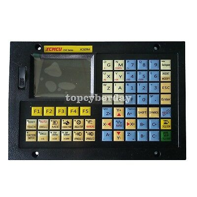 3-Axis CNC Controller CNC Control System 32bits for Various Machines XC609MC