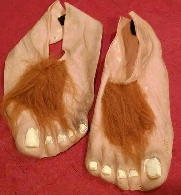 Child Hobbit Feet ~ Costume Acessory ~ Lord of the Rings