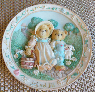 "Cherished Teddies Jack & Jill  ""Our Friendship Will Never Tumble"""