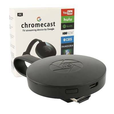 Chromecast 2 Mirascreen Video Hdmi Streaming Media Wireless Nuovo