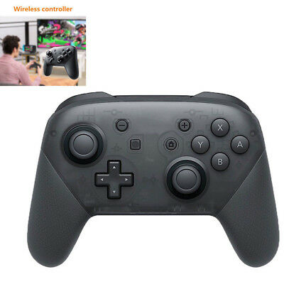 Bluetooth Pro Controlador inalámbrico + Cable de carga para Nintendo Switch