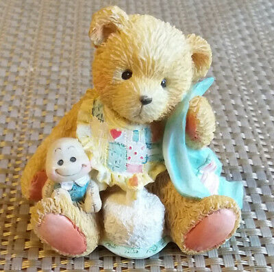 """Cherished Teddies Age 1 """"Beary Special One"""""""