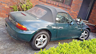 BMW Z3 Manual Convertible AUCTION CHEAP e36 project car bargain mercedes porsche
